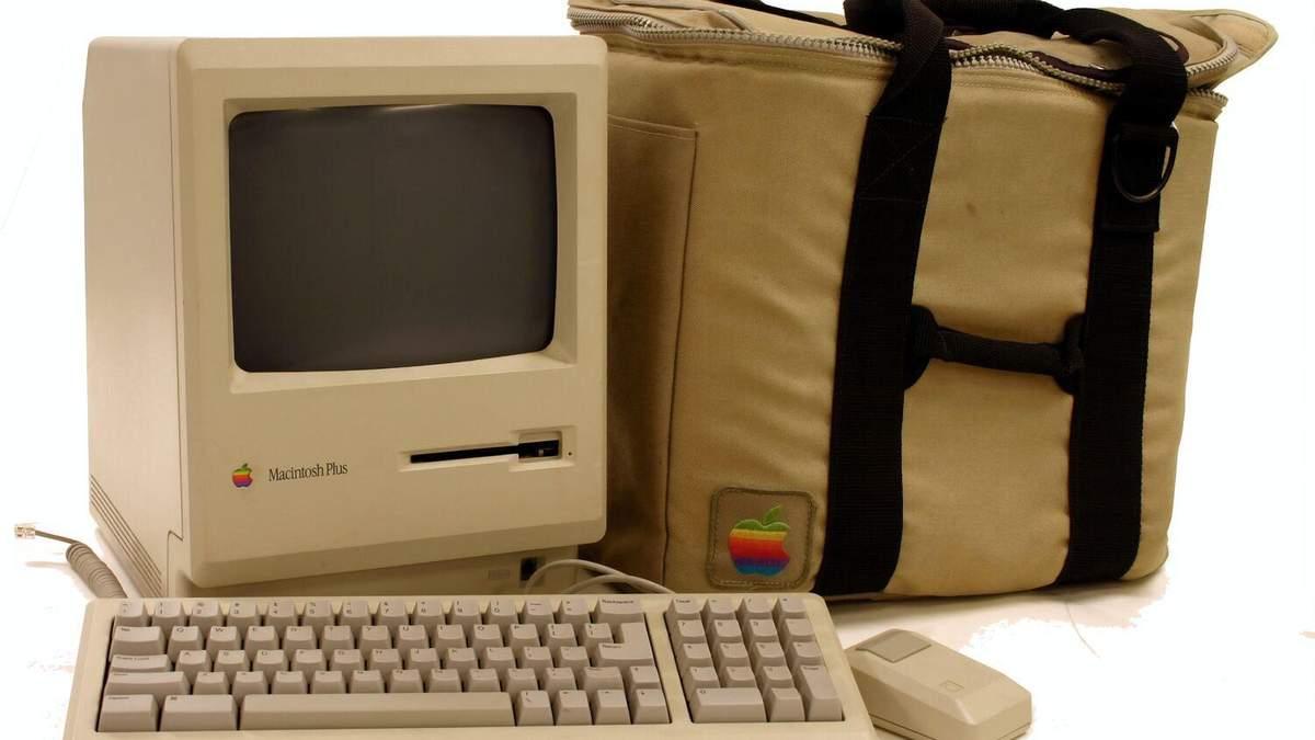Дискету Apple Macintosh оценили в 7500 долларов