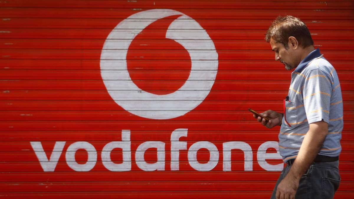Vodafone Украина продали человеку, которого никто не видел