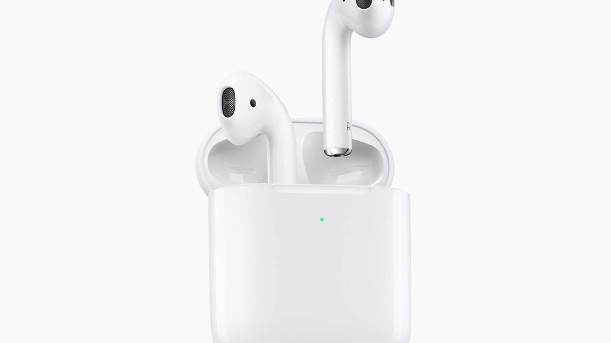 iPhone 2020 може мати в комплекті AirPods