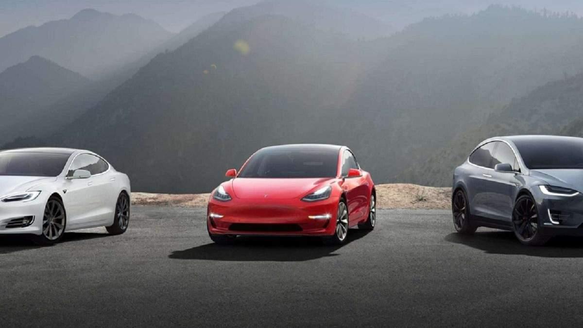 Tesla стала найбільшим виробником електромобілів у світі