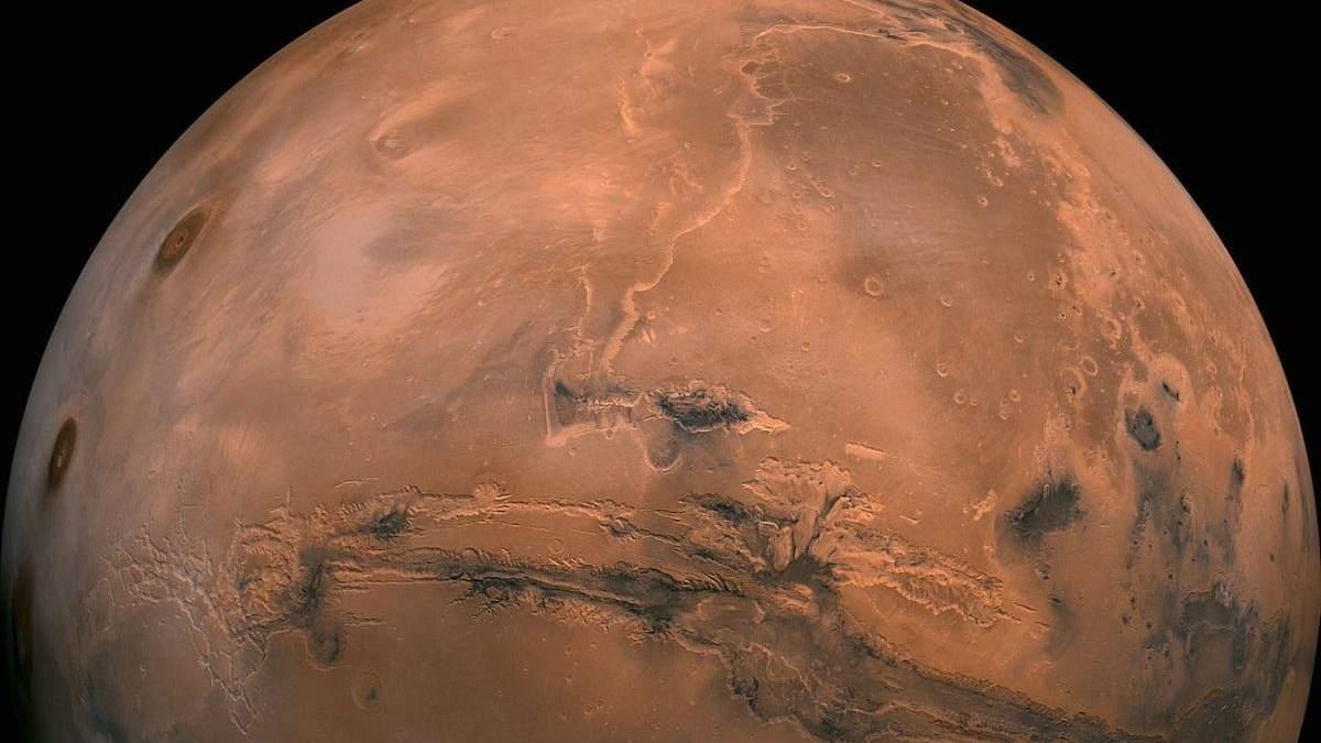 В NASA нашли идеальное место для высадки астронавтов на Марс