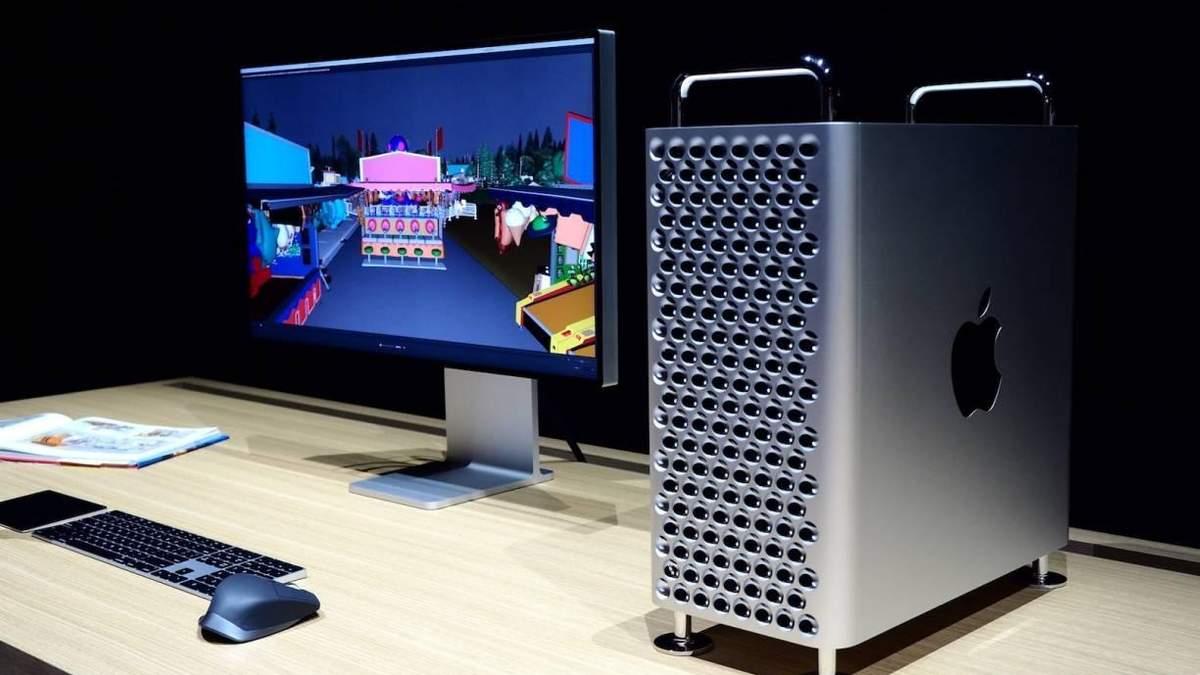 Приклад для наслідування: Mac Pro 2019 здивував експертів продуманістю конструкції