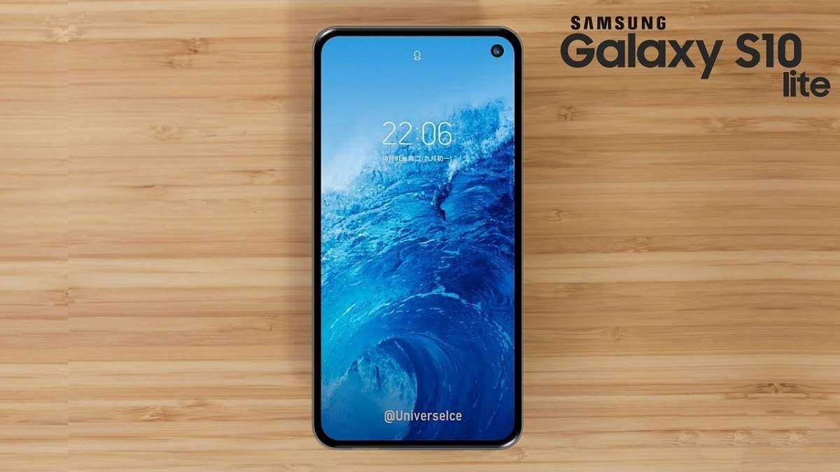 Samsung Galaxy S10 Lite: характеристики та ціна