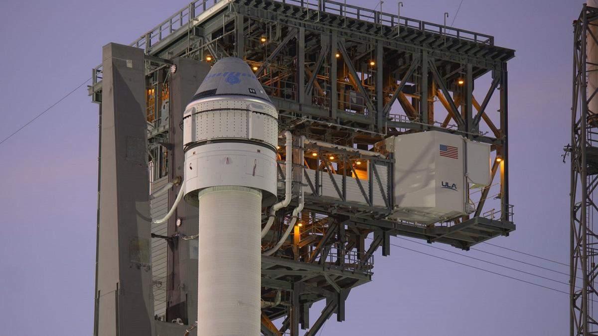 NASA відправило Boeing Starliner до МКС, однак він не долетів