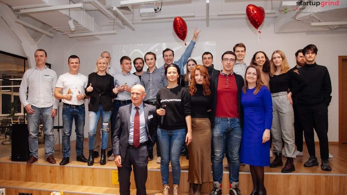 Українські стартапери, які поїдуть в Кремнієву долину