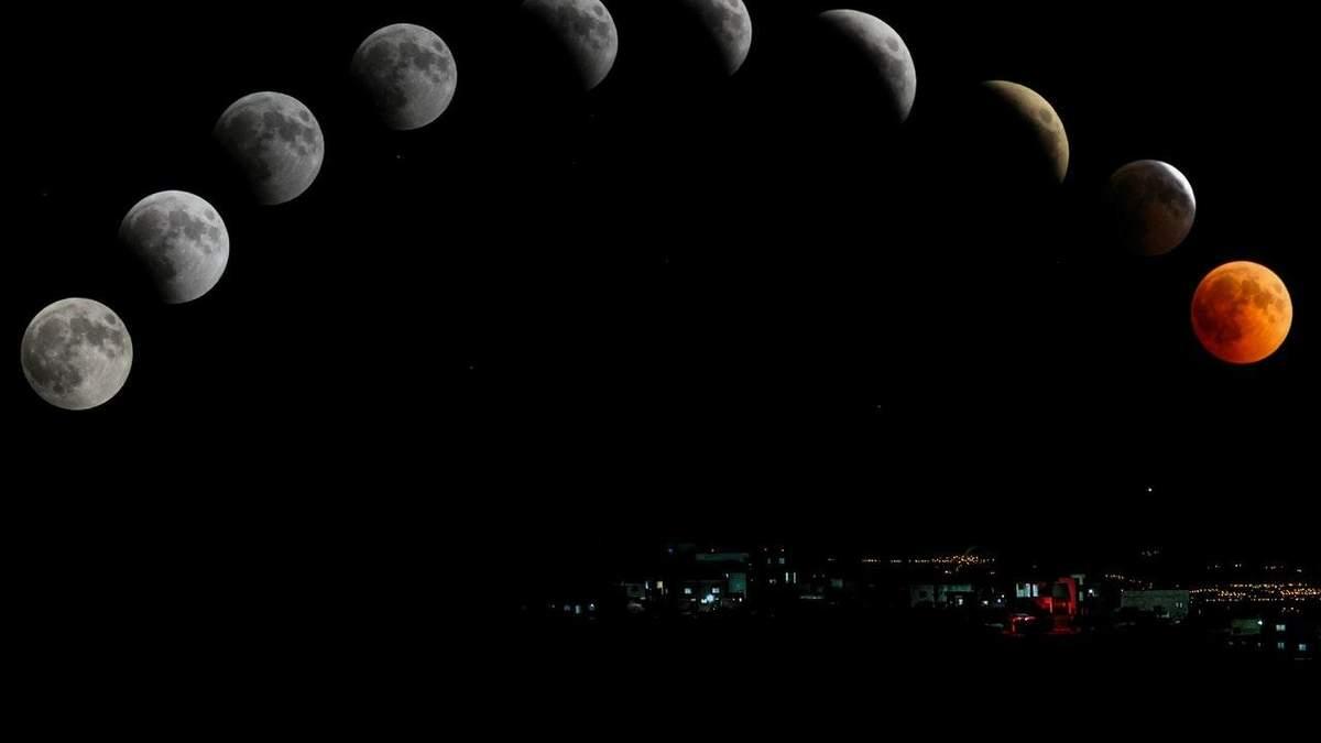 Фазы луны в январе 2020 – лунный календарь на январь – Украина