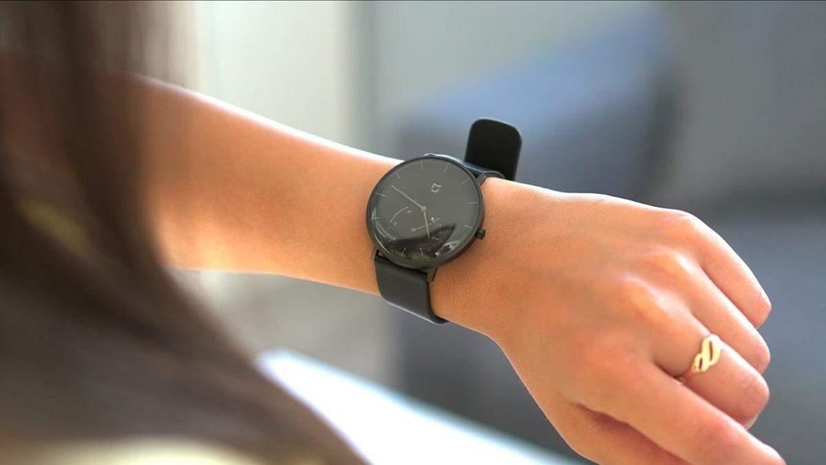 Xiaomi заінтригувала новим розумним годинником для жінок
