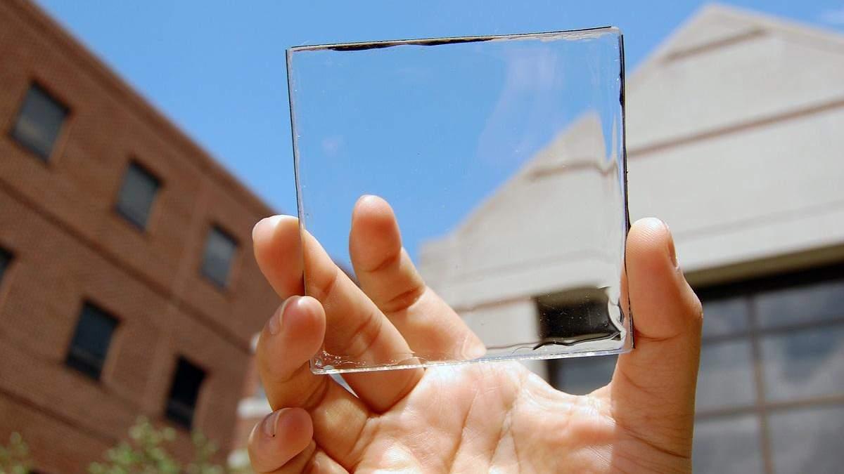Розроблено революційні сонячні панелі, з яких можна буде робити вікна