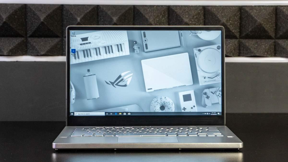 Zephyrus G14: найпотужніший 14-дюймовий ноутбук