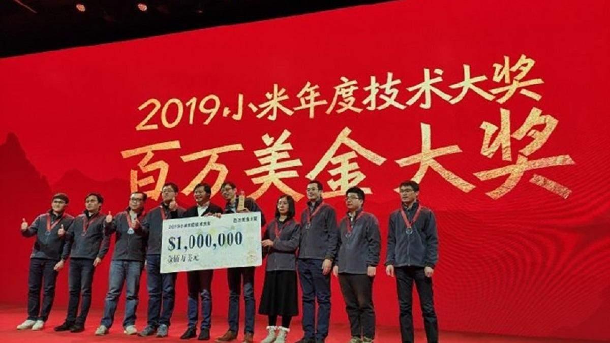Xiaomi присудила собі приз в мільйон доларів за Mi Mix Alpha