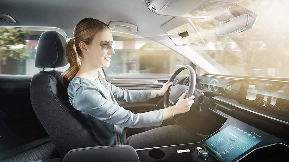 Представили розумний козирок для авто – Bosch Virtual Visor: деталі