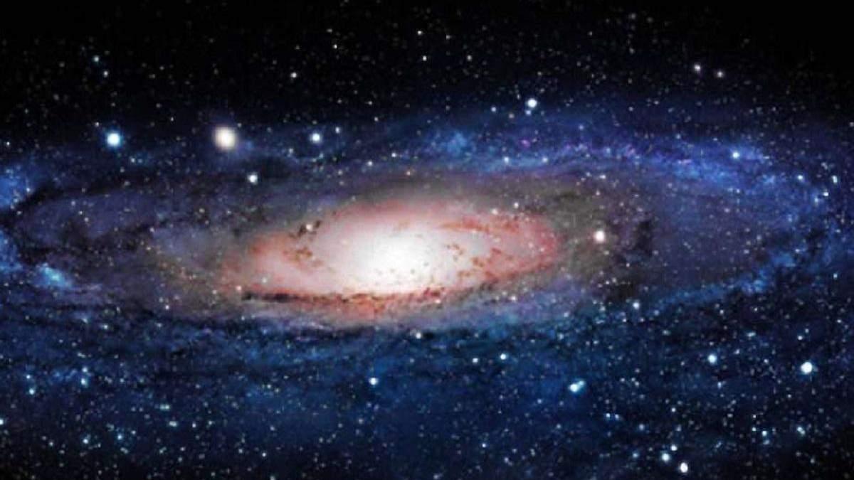 Чорна діра в центрі Чумацького шляху виявилася легшою, ніж передбачалося
