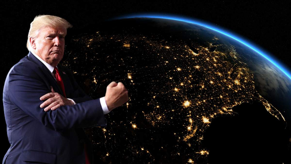 Космические войска США показали свою форму: фото