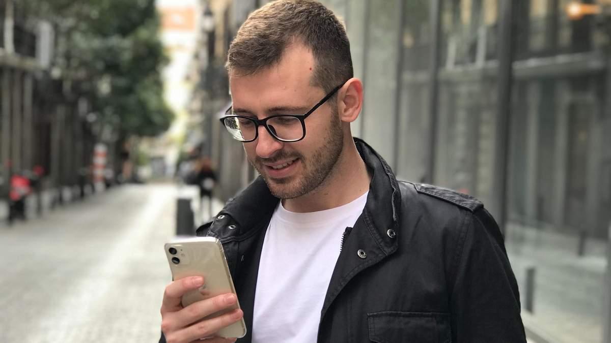 Apple показала унікальну функцію селфі-камери в iPhone 11: відео