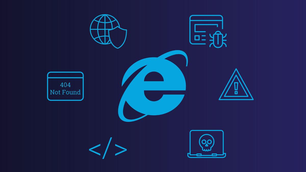 Небезпека використання Internet Explorer