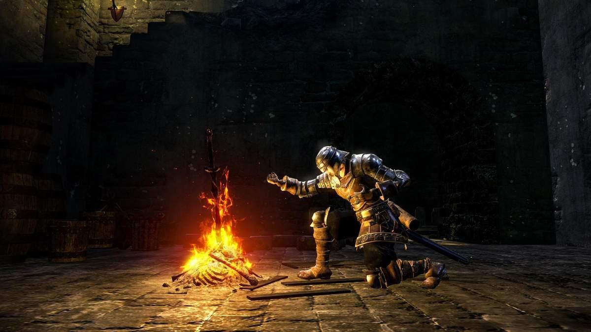 Новий рекорд: геймер пройшов Dark Souls без жодної подряпини