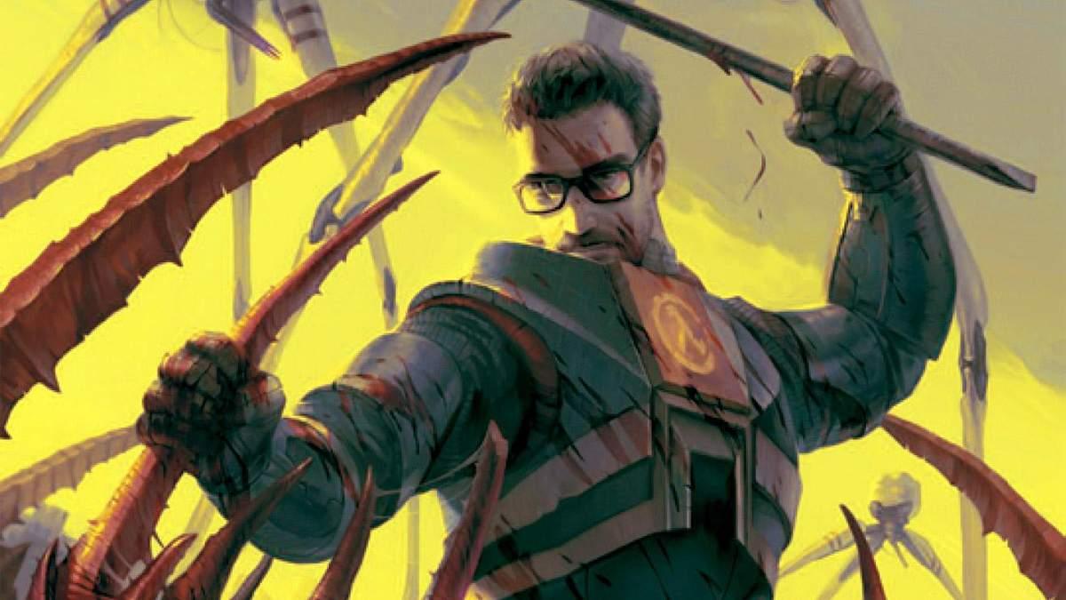 Valve сделала все игры Half-Life бесплатными