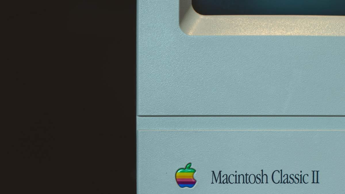 Легендарному Macintosh – 36 років: історія створення прабатька MacBook