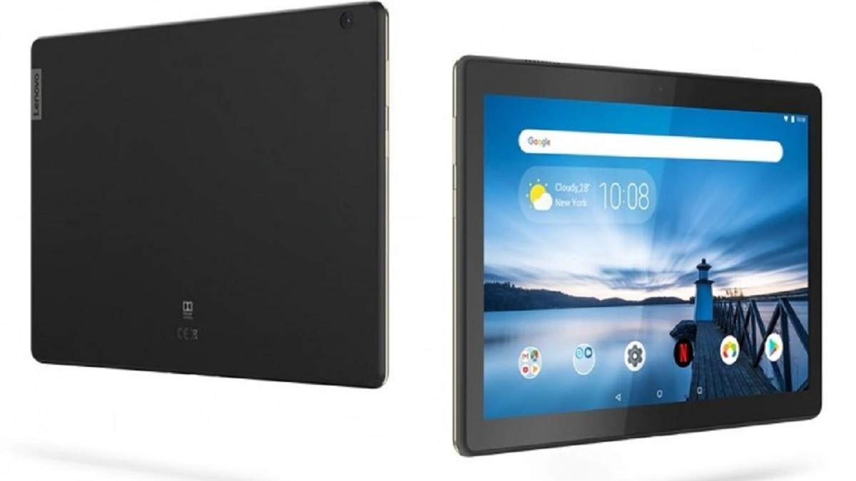 Lenovo M10 FHD REL: цена и характеристики бюджетного планшета с поразительной автономностью