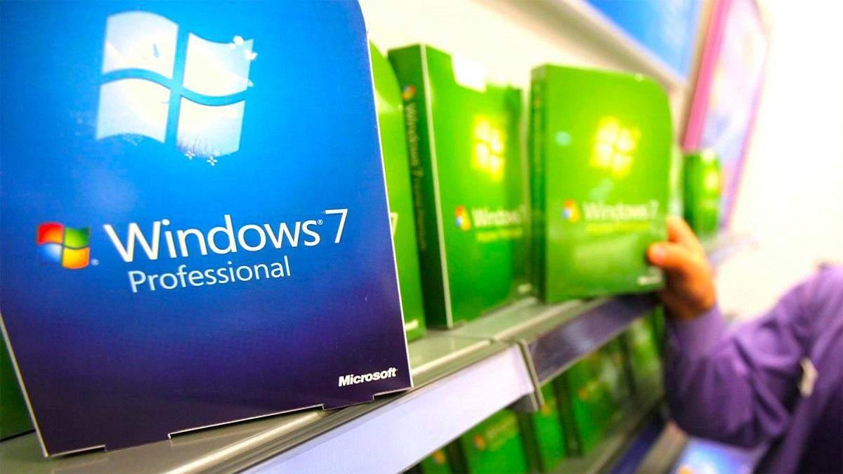 """Microsoft выпустит внеплановое обновление для """"мертвой"""" Windows 7"""