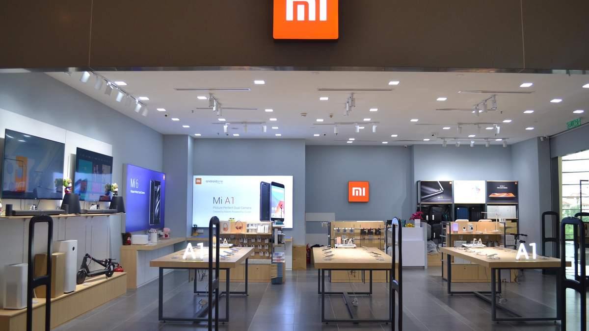 Через коронавірус Xiaomi закрила магазини в Китаї