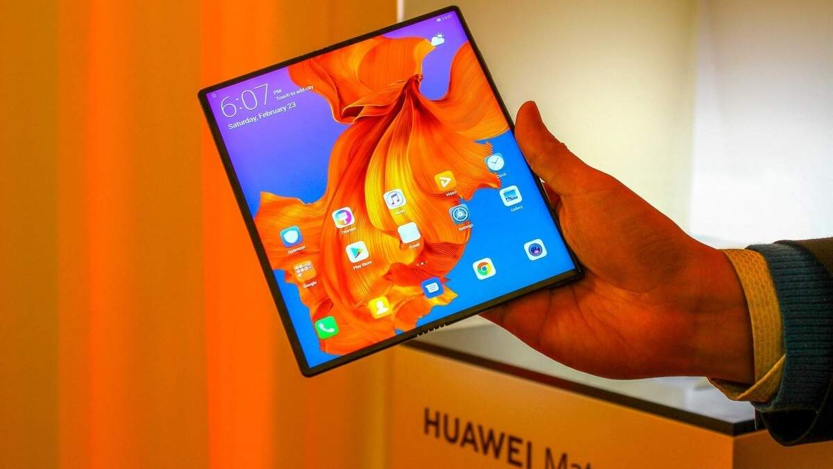 Гнучкий смартфон Huawei Mate X2 в новому дизайні показали на перших рендерах