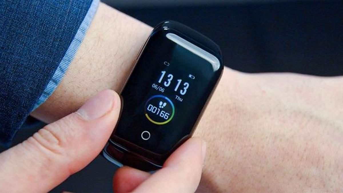 Компанія Wristbuds анонсувала незвичайний фітнес-браслет: фото та особливості