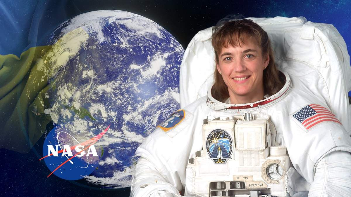 Хайдемари Стефанишин Пайпер – биография украинки космонавта