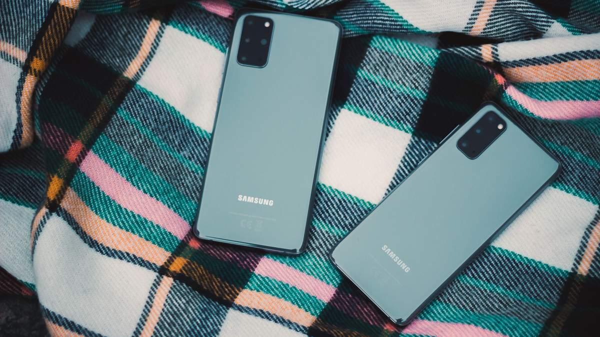 Лінійку смартфонів Samsung Galaxy S20 можна купити: ціна в Україні