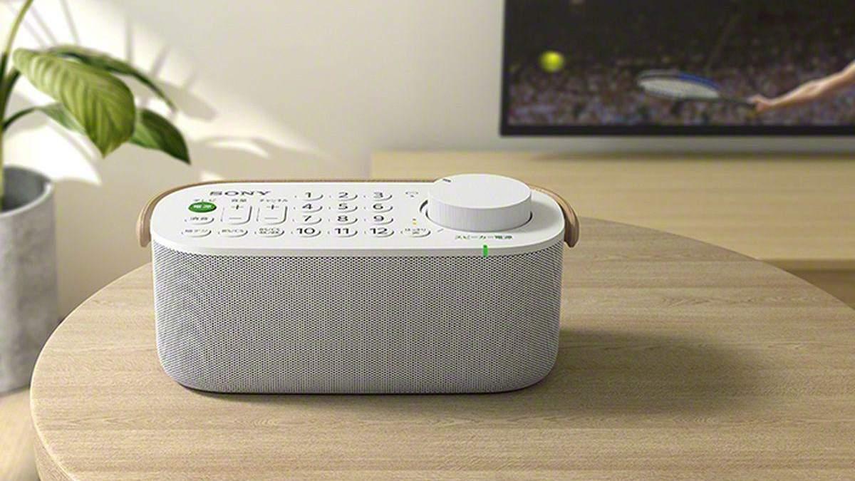 Sony представила пульт із аудіосистемою: фото