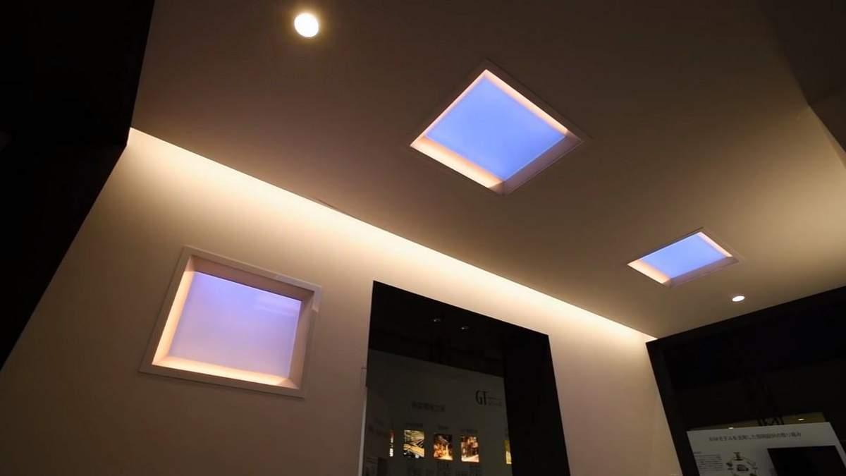 Mitsubishi представила лампы, которые точно имитируют дневное освещение