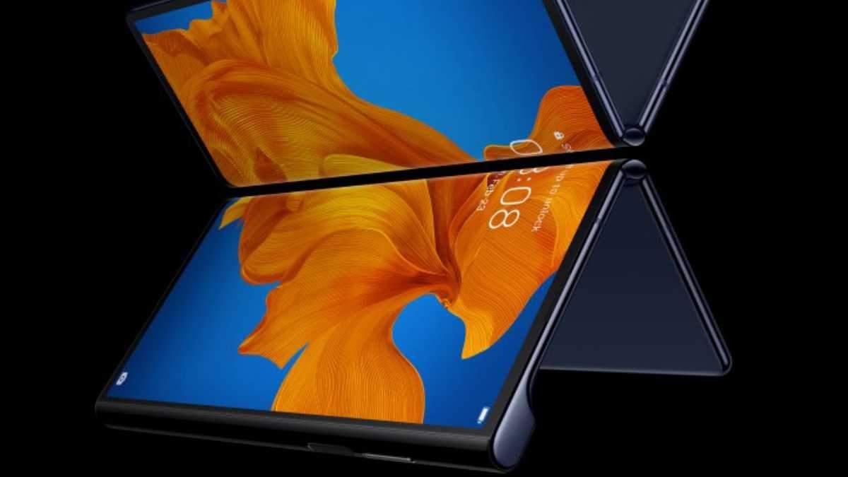 Huawei Mate Xs: китайський виробник представив нову версію гнучкого смартфона