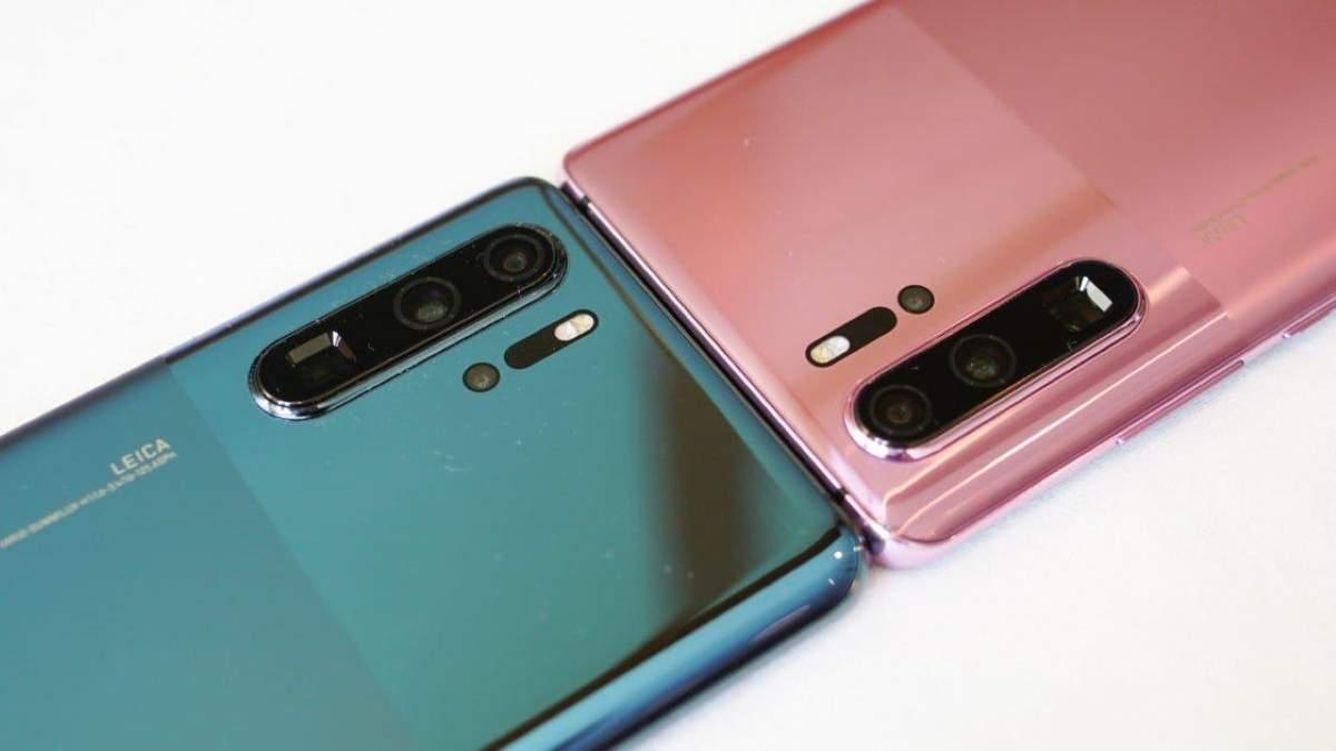 Huawei P40 та Huawei P40 Pro – дата презентации смартфонов Huawei