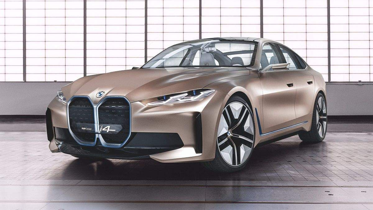 BMW показала конкурента Tesla Model 3