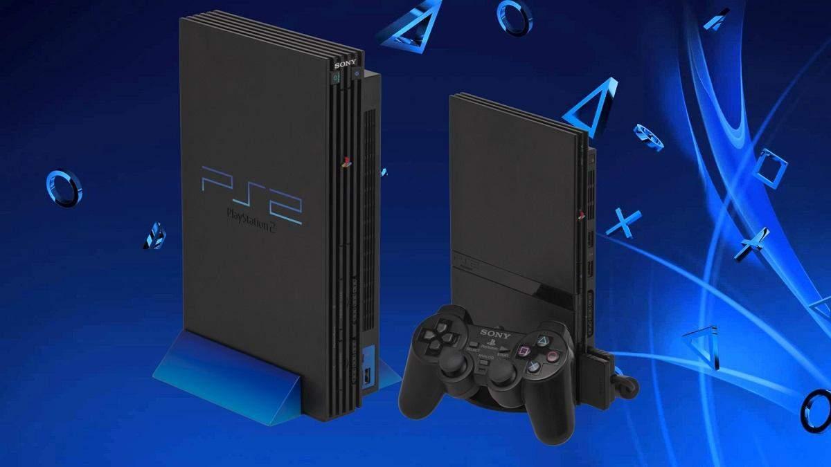 PlayStation 2 – характеристики и рекорды Sony PlayStation 2
