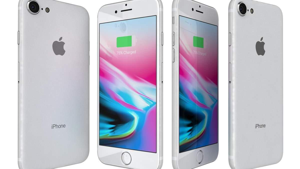iPhone 9 буде схожий на iPhone 8