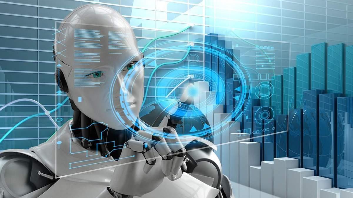 Майбутнє - за штучним інтелектом