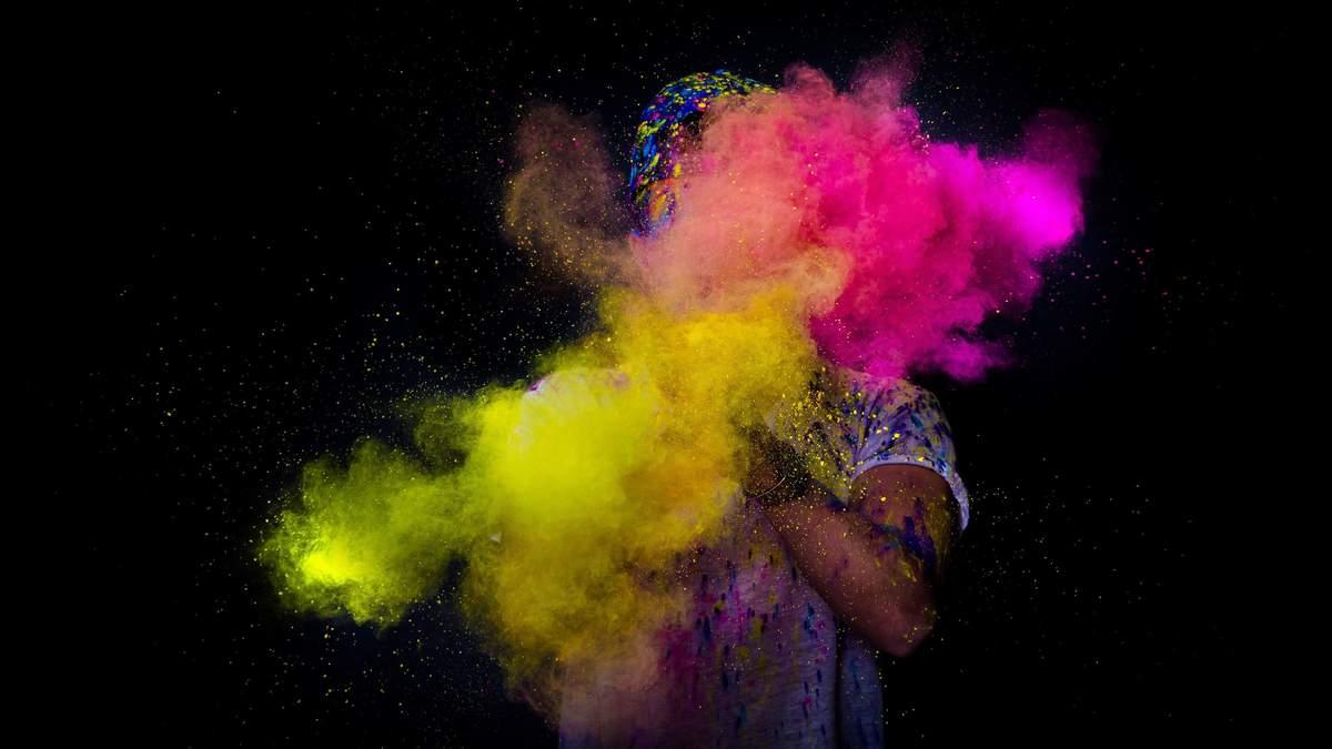 Google представила интересную пасхалку к фестивалю красок Холи