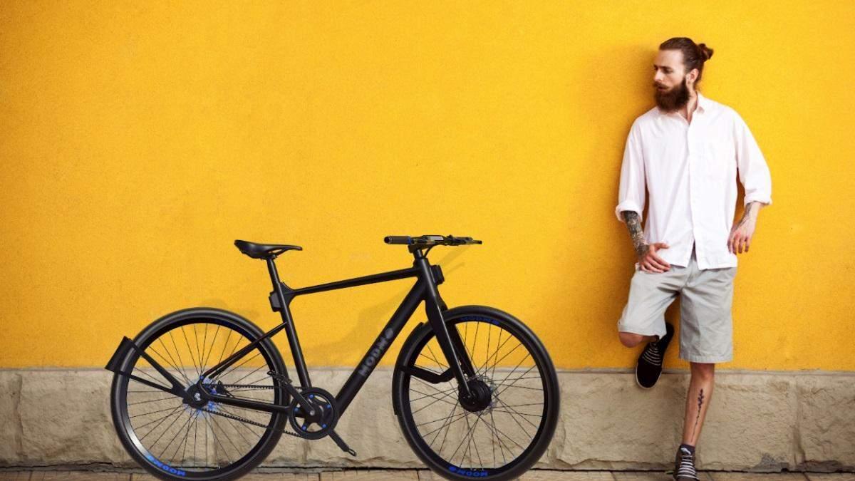 Електровелосипед Saigon