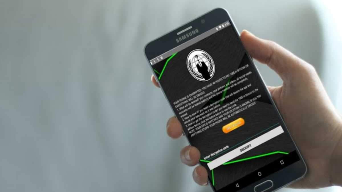 Хакери блокують  Android-смартфони, використовуючи інформацію про коронавірус