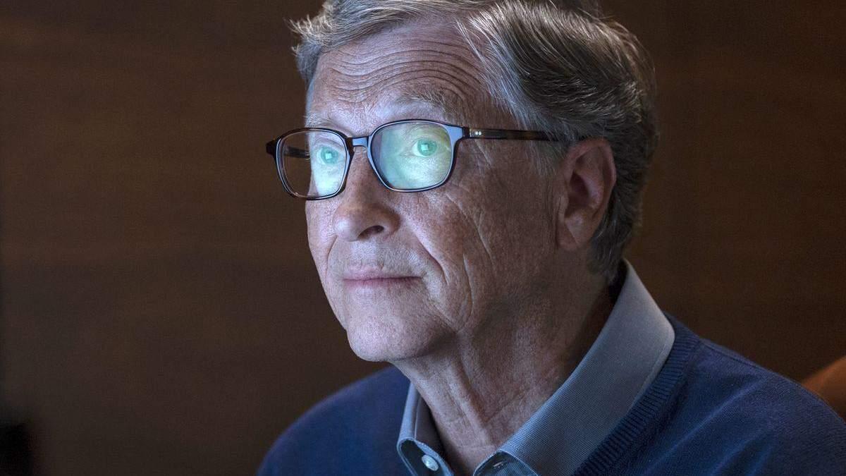 Білл Гейтс покидає Microsoft