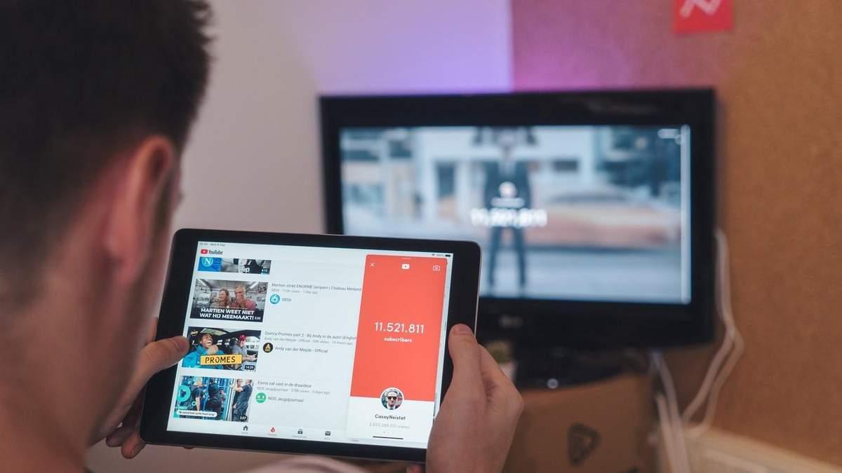 Працівники YouTube теж на карантині