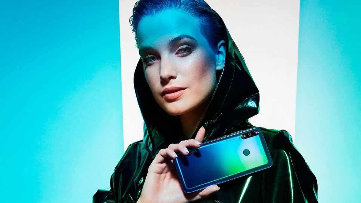Huawei P40 lite E: характеристики и цена в Украине