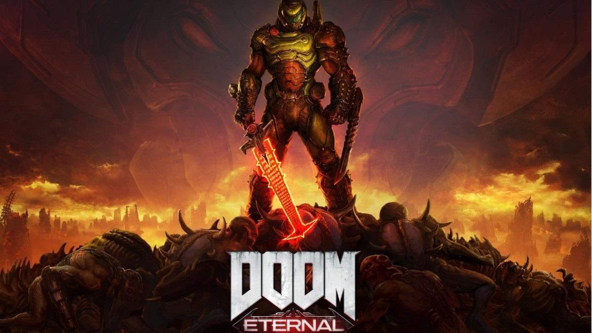 Новенькая Doom Eternal уже доступна на торрентах