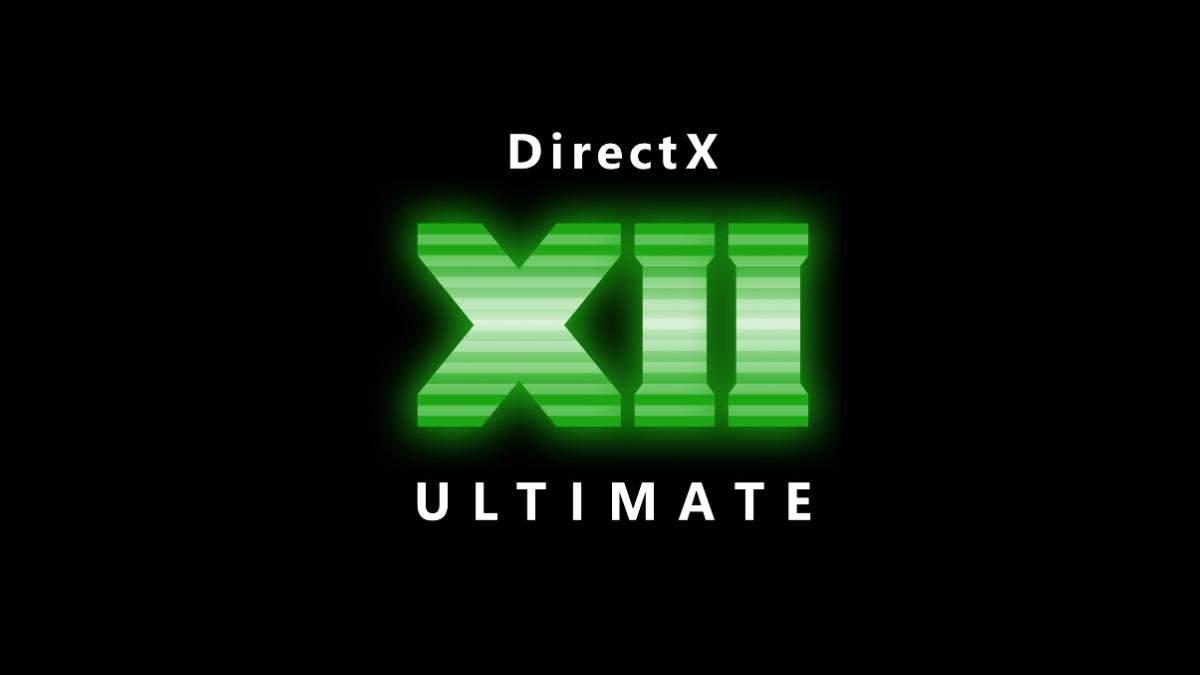 Microsoft представила DirectX 12 Ultimate для игр на PC и консолях: видео