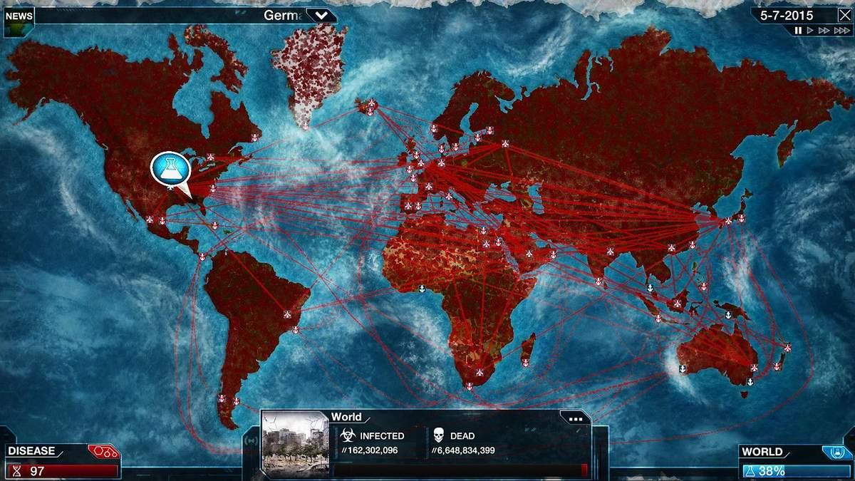 В Plague Inc. появился новый режим