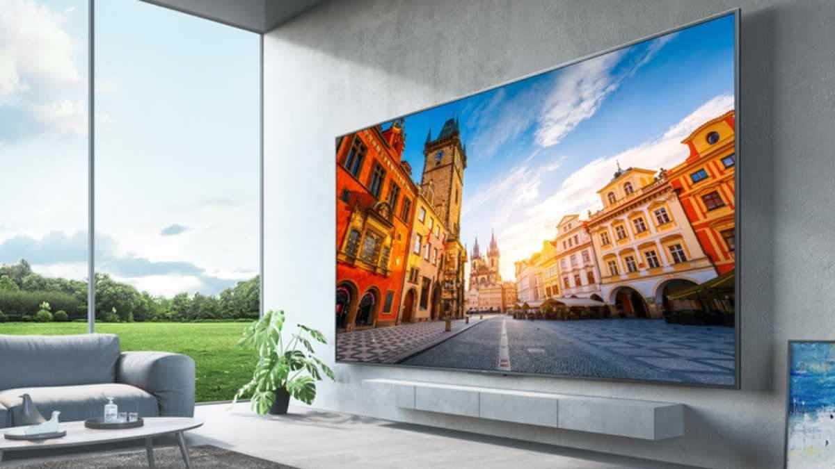 Телевізор-гігант Redmi Max 98