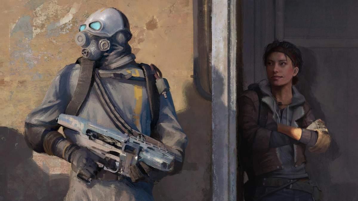 В Half-Life: Alyx зіграло більше гравців, ніж в усі ігри серії разом узяті