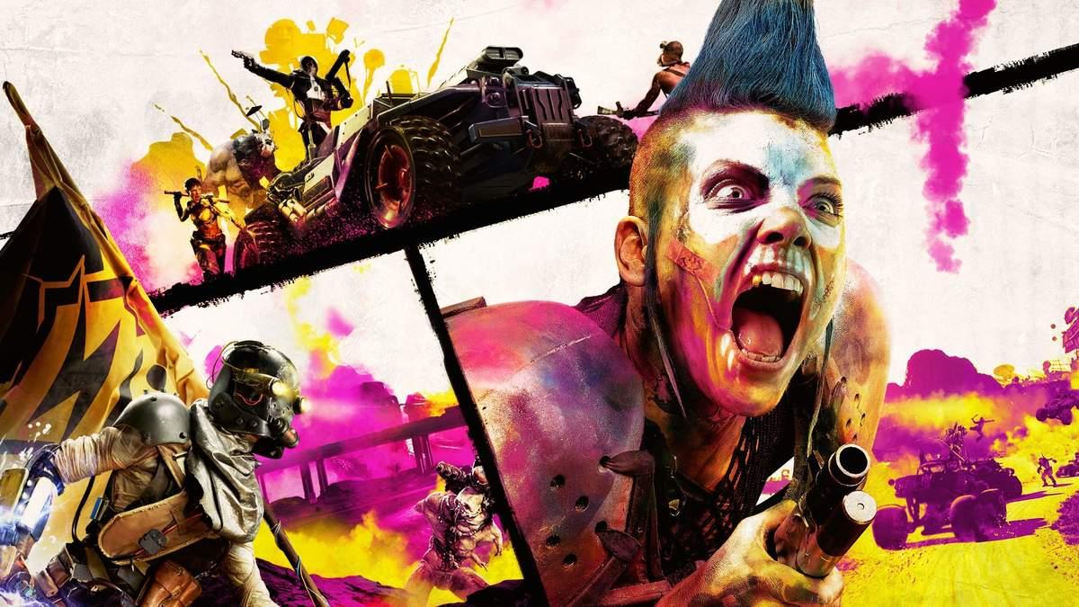 Творці ігор Just Cause, Mad Max та RAGE 2 анонсували новий шутер
