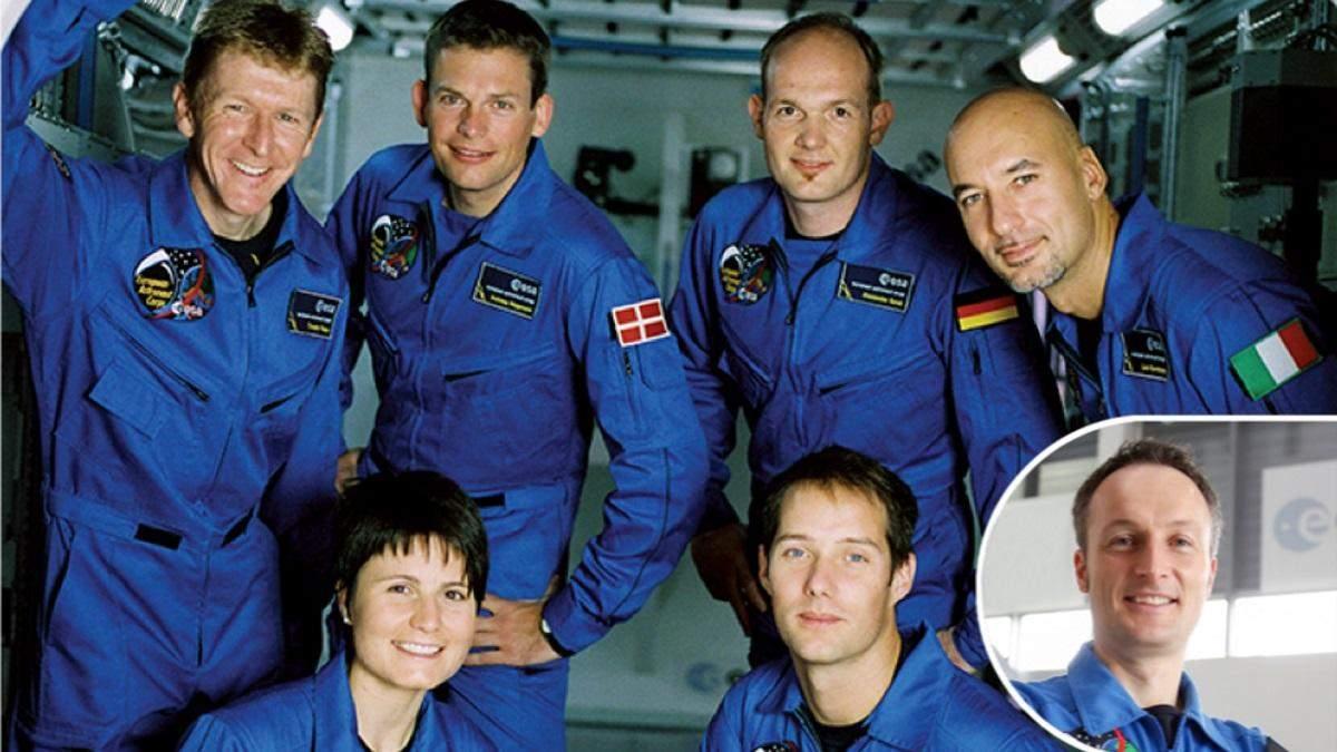 Астронавти розкажуть, як долати самотність та обмеження в часи карантину: пряма трансляція